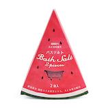 南国育ちスイカの香り バスソルト 2包入│リラックス・癒しグッズ バスソルト