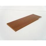 ウッディボード 600×300×17mm ブラウン│合板・べニア板 棚板