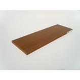 ウッディボード 600×350×17mm ブラウン│合板・べニア板 棚板
