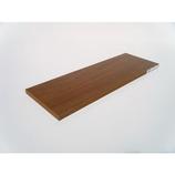 ウッディボード 600×400×17mm ブラウン│合板・べニア板 棚板