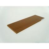 ウッディボード 600×450×17mm ブラウン│合板・べニア板 棚板