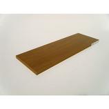 ウッディボード 900×200×17mm ブラウン│合板・べニア板 棚板