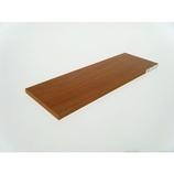 ウッディボード 1800×300×17mm ブラウン 【店頭のみ商品】│合板・べニア板 棚板