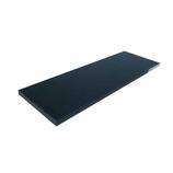 ウッディボード 1800×350×17 黒 【店頭のみ商品】│合板・べニア板 棚板