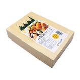 日本サンレオ 銀製折箱パック 深型大 3組入