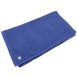 まいにちのタオル ちょうどいいスリムバスタオル MT881 ブルー
