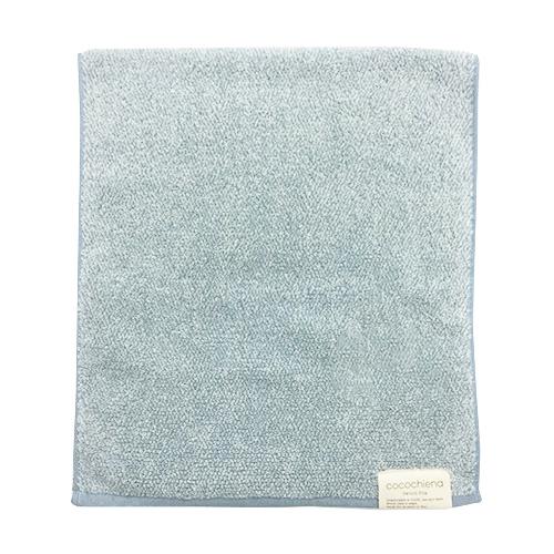 cocochiena ココチエナフェイスタオル CE-6010 B ブルー