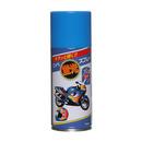 ニッペ 蛍光スプレー ブルー 180mL ブルー│スプレー塗料 特殊スプレー