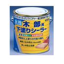 ニッペ 水性木部用下塗りシーラー 0.7L│刷毛・塗装用具 その他 塗装用具