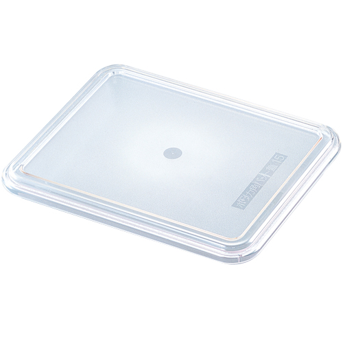 エンテック ポリカ角バット 蓋 15cm PB−315B│調理器具 バット