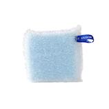 マーナ(MARNA) キラキラスポンジマルチ K129B ブルー│台所掃除用品 キッチンスポンジ