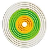 マーナ 合体シリコーン鍋しきK524 グリーン