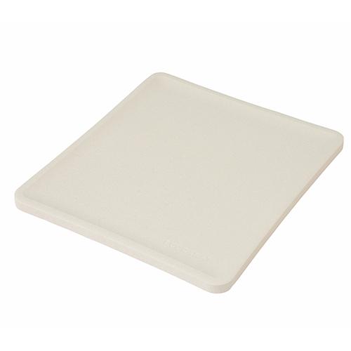 マーナ エコカラット トースト皿 K686 ホワイト