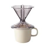 マーナ(MARNA) Ready to ドリッパー・マグセット K767W ホワイト│茶器・コーヒー用品 コーヒードリッパー・フィルター