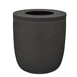マーナ(MARNA) Ready to コーヒーかす消臭ポット K770 ブラック│消臭剤・乾燥剤 消臭剤・脱臭剤