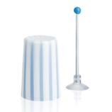 マーナ プティクルジール 歯磨きコップ W175B ブルー