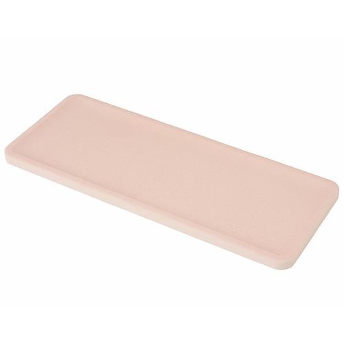 マーナ エコカラット 洗面トレー W589 ピンク