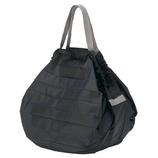 マーナ Shupatto コンパクトバッグ S411E ブラック