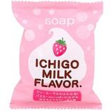 ペリカン石鹸 プチベリィ イチゴミルクソープ 80g