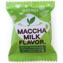 ペリカン石鹸 プチベリィ 抹茶ミルクソープ 80g