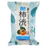 ペリカン石鹸 薬用ファミリー柿渋石鹸 80g│石鹸 固形石鹸