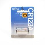 富士通 カメラ用リチウム電池 CR123AC(B)N