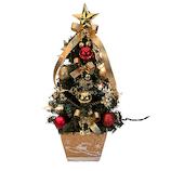 【クリスマス】 東急ハンズ限定 陶器ポット 30cm XTH‐123 ゴールド