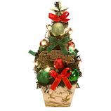 【クリスマス】 東急ハンズ限定 オリジナル陶器ポットツリー 30cm XTH-131 マルチ