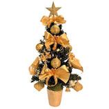 【クリスマス】 東急ハンズ限定 オリジナル陶器ポットツリー 90cm XT-139 ゴールド【店頭のみ商品】