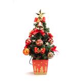 【クリスマス】 東急ハンズ限定 陶器ポットツリー RD45cm XTH153│クリスマスグッズ クリスマスツリー