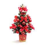 【クリスマス】 東急ハンズ限定 陶器ポットツリー RD60cm XTH156│クリスマスグッズ クリスマスツリー