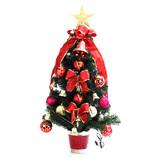 【クリスマス】 東急ハンズ限定 陶器ポットツリー RD90cm XTH158 【大型商品】 お届けまで約1週間~10日間│クリスマスグッズ クリスマスツリー