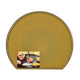 パール金属 個々膳 半月両面盆 K−6345 ゴールド