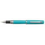 プラチナ(PLATINUM) プロシオン万年筆 #52−2 ターコイズブルー 細字