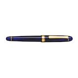 プラチナ(PLATINUM)#3776 センチュリー万年筆 細軟 PNB13000#51−0 シャルトルブルー