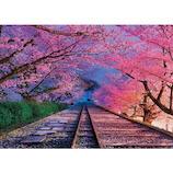 エポック 桜の蹴上インクライン 京都 05-123 500ピース│パズル ジグソーパズル