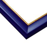 エポック 木製 ウッディーパネルエクセレント ゴールドライン シャインブルー│パズル パズルフレーム