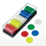 ハナヤマ ポーカーチップ 26mm│ゲーム カジノ用品