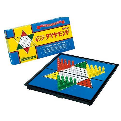 ハナヤマ マグネチック キングダイヤモンド│ゲーム ボードゲーム