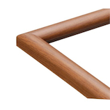ビバリー ナチュラルパネル 14.7×10cm ウォールナット