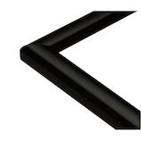 ビバリー ナチュラルパネル 14.7×10cm ブラック