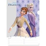 ビバリー 書けるクリアファイル アナと雪の女王 CF-067 結晶│ファイル クリアホルダー