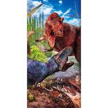 【年賀用品】 ビバリー ポチ袋 ダイナソー L FU-040 ティラノサウルス 2枚入