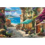 ビバリー シチリアの花咲くカフェ 31-480 1000ピース