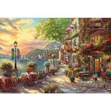 ビバリー リビエラの花咲くカフェ 31-492 1000ピース│パズル ジグソーパズル