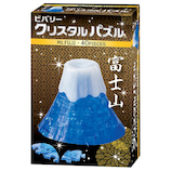 ビバリー クリスタルパズル 富士山 50205│パズル 立体パズル