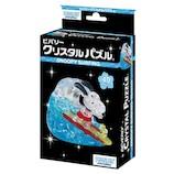 ビバリー クリスタルパズル スヌーピー サーフィン 50258 40ピース│パズル 立体パズル