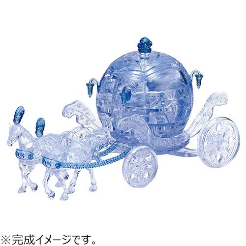 ビバリー クリスタルパズル ロイヤル キャリッジ・ブルー 67ピース│パズル 立体パズル