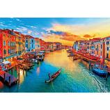 ビバリー 夕陽に染まるヴェネツィア 1000ピース│パズル ジグソーパズル