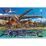 ビバリー 恐竜大きさくらべ・ワールド 61-431 1000ピース